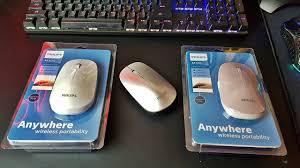 Aşırı Sessiz! <b>Philips</b> M305 SPK7305 Kablosuz <b>Mouse</b> - YouTube