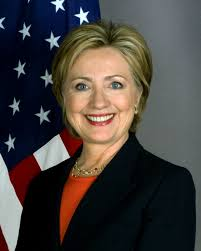 Hillary Clinton has praised Arizona's governor Jan Brewer for vetoing the state's proposed anti-gay bill. The bill – which would have allowed business ... - Hillary_Clinton_official_Secretary_of_State_portrait_crop