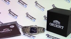 <b>Часы Orient ERAE002D</b> [FERAE002D0] - видео обзор от ...
