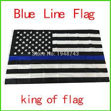 <b>BlueLine usa Police</b> Flags, 3 By 5 Foot Thin Blue Line USA Flag ...