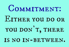 Image result for commitment quotations