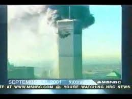Live TV Footage of 9/11 (Second Plane hit, Collapse of Towers ...