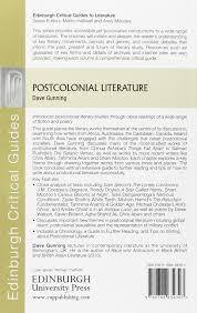 critical essays on postcolonial literature  critical essays on postcolonial literature