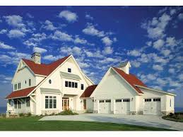 New England House Plans at Dream Home Source   New England Style    Temp