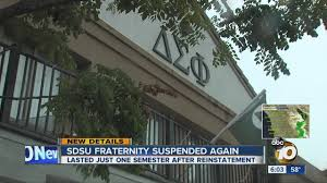Image result for colleges shutting down frats