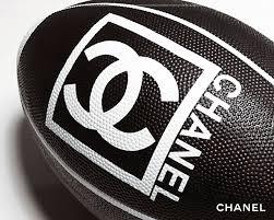 シャネルのラグビーボール