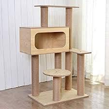Mishuai MDF <b>cat climbing cat tree cat</b> jumping <b>cat litter cat</b> ...