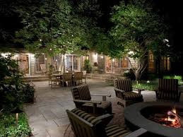multi dimensional lighting backyard lighting ideas