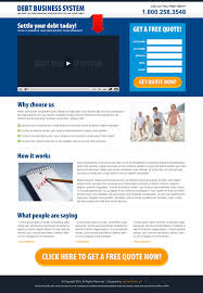 High converting video landing page design to increase conversion ...