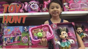<b>Disney</b> Minnie Mouse - Toys hunt & <b>pretend play food toys grocery</b> ...