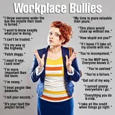 Essays on bullying in the workplace