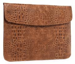 <b>Чехол Leather</b> Case Slim for MacBook 13 Brown (GML27 ...