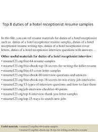 cover letter for receptionist in hotels service agreement cover letter resume cover letter cover letter receptionist hotel