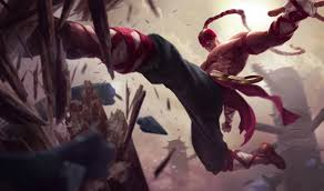 <b>Jade Fang Cassiopeia</b> Skin - League of Legends Wallpapers