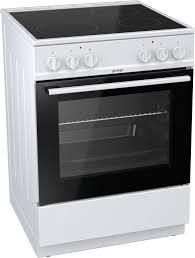Электрическая плита GORENJE EC6111WG, <b>белый</b>, отзывы ...