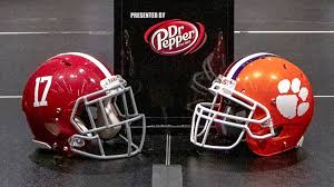 Clemson Alabama championship game: What time, what channel ...
