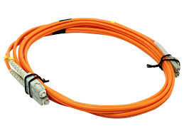 <b>Сетевой кабель VCOM Optical</b> Patch Cord LC-SC UPC Duplex 2m ...