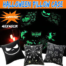 <b>Halloween Luminous</b> Pillowcase <b>Halloween</b> Theme <b>Luminous</b> ...