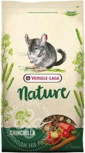 <b>Корм</b> для грызунов <b>Versele</b>-<b>laga Nature Chinchilla</b> для шиншилл ...