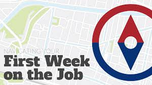 navigating your first week on the job resolution technologies starting a new job is exciting but it can also be a bit overwhelming to try and adapt to a new environment especially if you re coming from a company that
