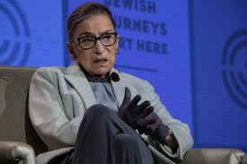 election never far from federation assembly supreme court justice ruth bader ginsburg said she looks forward to donald trump filling the court s