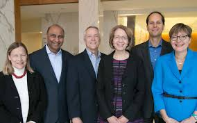 annual report senior leadership team