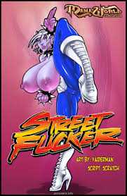 Action NXT comics Mana World Street Fucker nude toon