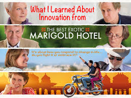 innovation and the best exotic marigold hotel psychology today