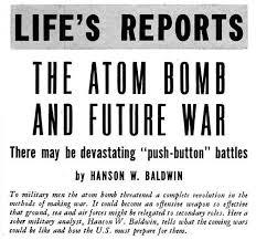 「franck report 1945」の画像検索結果