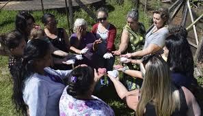 Projeto da horta comunitária em Descanso terá encontros mensais com as mulheres