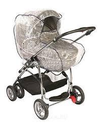 Купить <b>Дождевик</b> для колясок <b>Baby care Classic</b> пленка