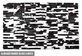 <b>Genuine Leather Patchwork Rugs</b> • GrabOne NZ