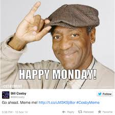 Bill Cosby Meme Experiment Goes Very Poorly. | BDCWire via Relatably.com