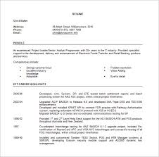 analyst programmer resume word free download game programmer resume