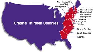Colonial American – Maps