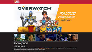 Collect All 6 Kellogg's <b>Overwatch Posters</b> - Blizzplanet   Overwatch