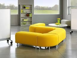 modern office lounge furniture. alight bench ottoman reception furniture modern office lounge