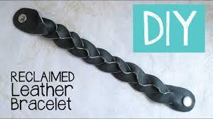 DIY Magic Mystery <b>Braid Leather Bracelet</b> Tutorial - YouTube