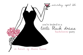 stunning party invitation ideas birthday party dresses grad party simple bachelorette party invitations black dress bachelorette party invitation copy