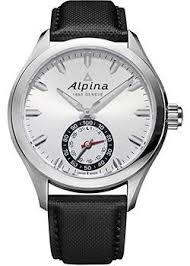 <b>Часы Alpina AL</b>-<b>285S5AQ6</b> - купить мужские наручные <b>часы</b> в ...