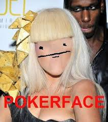 Poker Face | WeKnowMemes via Relatably.com