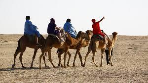 Песочный торт с лазурью: путешествие с севера на юг <b>Туниса</b> ...
