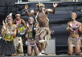 Image result for adopted western cultures by africa