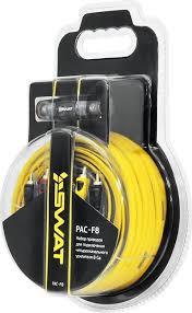 """<b>Провода SWAT</b> """"<b>PAC</b>-<b>F8</b>"""", цвет: желтый, для подключения 4-х ..."""
