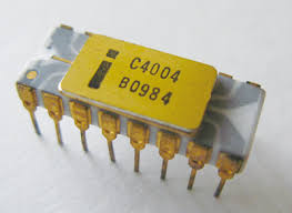 Hasil gambar untuk 4004 Microprocessor