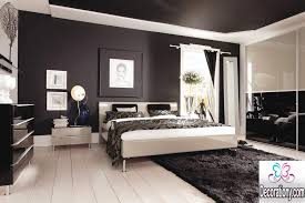 13 fabulous black bedroom ideas that will inspire you cool decor with blend gray and color accessoriespretty black white silver bedroom ideas