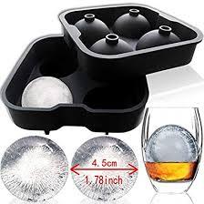 <b>Silicone</b> Ice Balls 2 1/4 Inch <b>Ice Cream Mold</b> Colored <b>Silicone</b> Balls ...