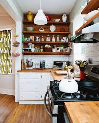 Kitchen Open Shelves Small Kitchen Storage Wooden Open Shelving Small Kitchen Storage