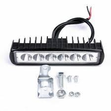 2pcs Car Auto <b>LED Work Light</b> Bar DRL Driving Fog Flood Spot ...