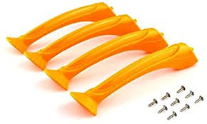 Buy <b>4 pcs Landing Gears</b> (Orange) RC Quadcopter Spare Parts for ...